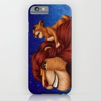 iPhone & iPod Case featuring Lion King: Whenever You Feel Alone... by Kimberly Castello