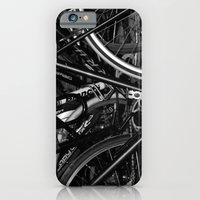 iPhone & iPod Case featuring BNWbikes by RAIKO IVAN雷虎
