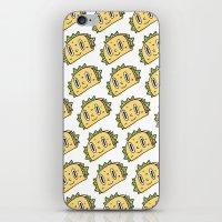 Taco Buddy iPhone & iPod Skin