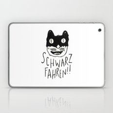 Schwarzfahren!! Laptop & iPad Skin