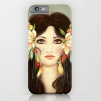 iPhone & iPod Case featuring Helen of Troy by Maribellum