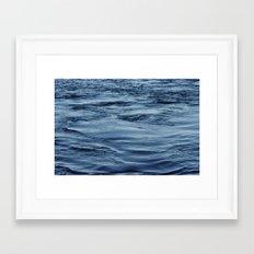 Lake Michigan - Chicago, IL Framed Art Print