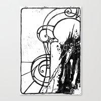 Disposable Hero Canvas Print