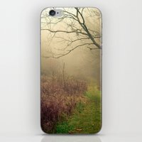 Mindfulness In Nature iPhone & iPod Skin