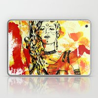 Tribal Beauty 2 Laptop & iPad Skin