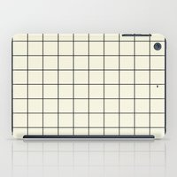 Simple Grid iPad Case
