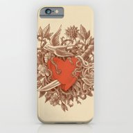 Heart Of Thorns  iPhone 6 Slim Case