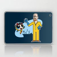 Breaking Utonium Laptop & iPad Skin