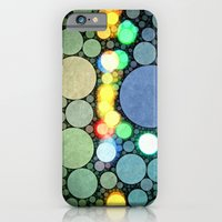 iPhone & iPod Case featuring Night Lights by CLFFW