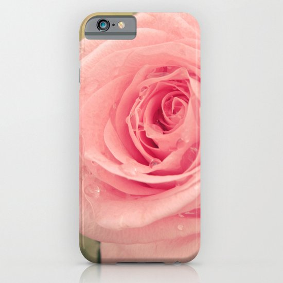 Dewy Rose iPhone & iPod Case