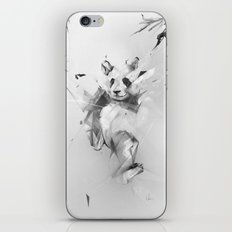 Panda iPhone & iPod Skin