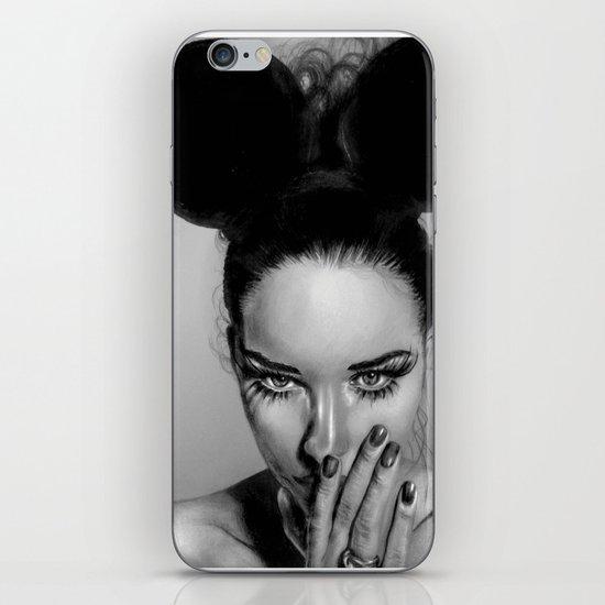 + Beauty School + iPhone & iPod Skin