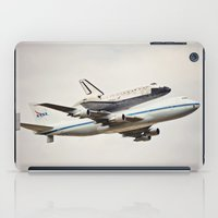 Space Shuttle Discovery iPad Case