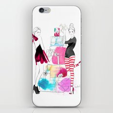 Tis the season to be giving! iPhone & iPod Skin