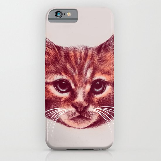 Everybody wants to be a Cat iPhone & iPod Case