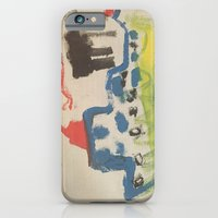 iPhone Cases featuring A Boat art  by nordgold