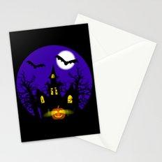 Halloween Night Stationery Cards