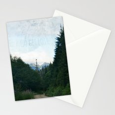 Go Get Lost Stationery Cards
