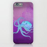 Octopus Swims iPhone 6 Slim Case