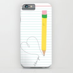 Love Note Slim Case iPhone 6s