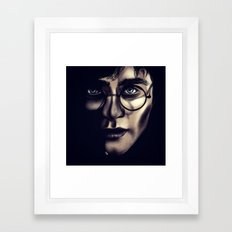 Boy Who Lived Framed Art Print