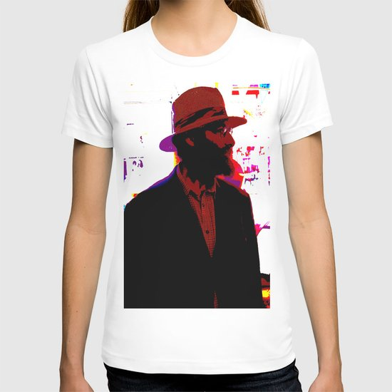Cotton Club Rabbi's Day Off T-shirt