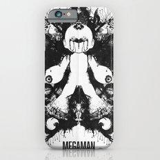 Megaman Geek Ink Blot Test Slim Case iPhone 6s
