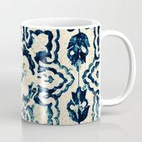 tile pattern - Portuguese azulejos Mug