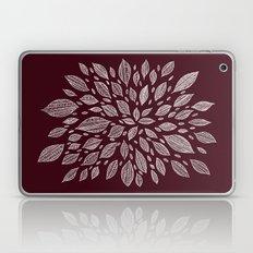 Petals - Wine-red  Laptop & iPad Skin
