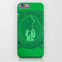 Medicinal Marijuana iPhone 6 Slim Case