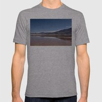 Natural Mirror Mens Fitted Tee Athletic Grey SMALL