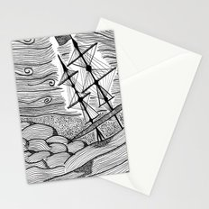 capsized Stationery Cards