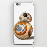 Cute Little Droid iPhone & iPod Skin