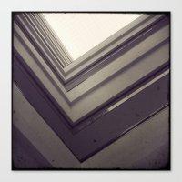 Square In Square In Squa… Canvas Print