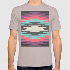 Vitan Mens Fitted Tee Cinder SMALL