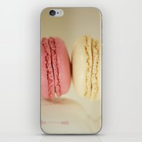 raspberry and coconut iPhone & iPod Skin