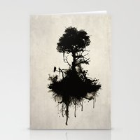 Last Tree Standing Stationery Cards