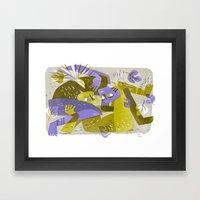 One Flesh (by Pam Wishbo… Framed Art Print