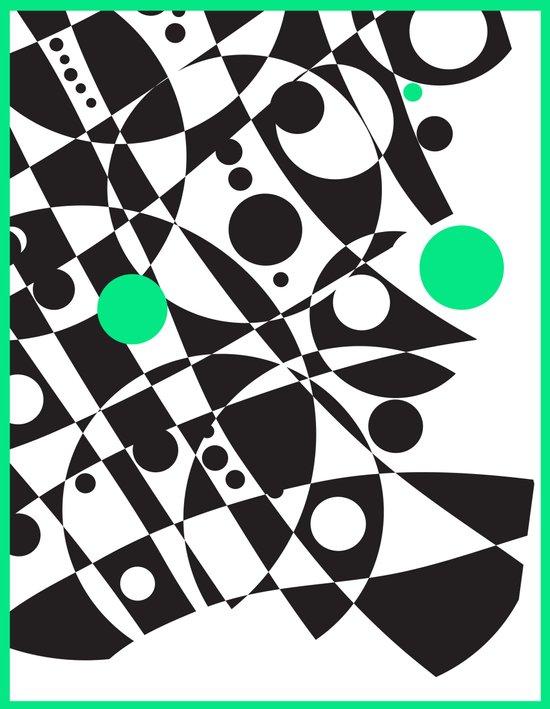 A Touch of Verde Art Print