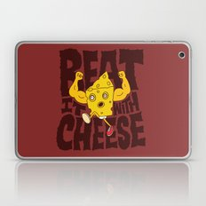 Beat it with Cheese Laptop & iPad Skin