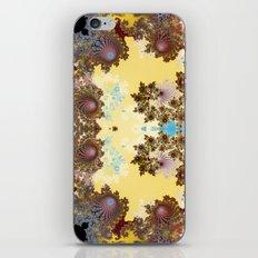 fountain of liberty iPhone & iPod Skin