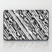 36° (monochrome series) iPad Case