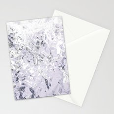 Aluminum Lilac Stationery Cards