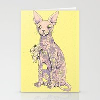 Cattoo Stationery Cards