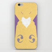 Renamon iPhone & iPod Skin