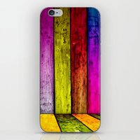 Color illusion3D iPhone & iPod Skin