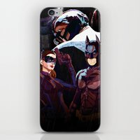 The Darkest Night iPhone & iPod Skin