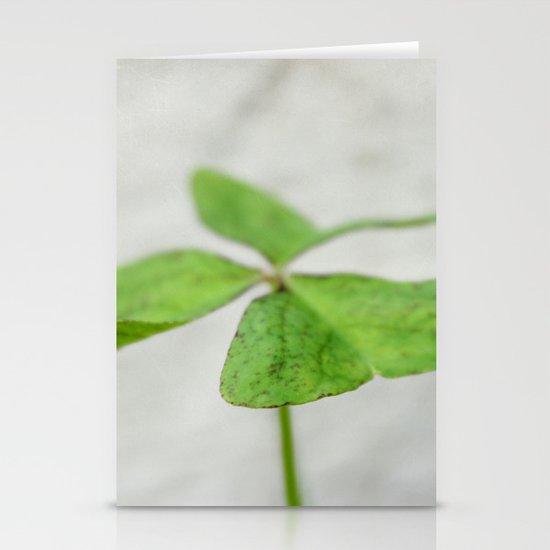 Lucky Stationery Card
