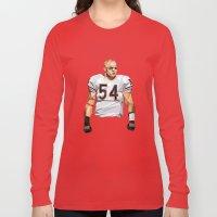 Geometric Urlacher Long Sleeve T-shirt