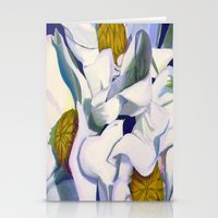 Magnificent Magnolias Stationery Cards
